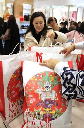 Las compras de fin de año